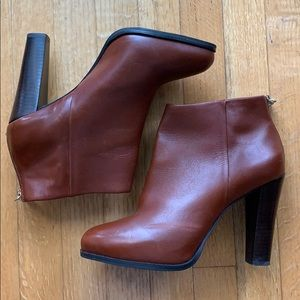 Pair of Banana Republic ankle booties